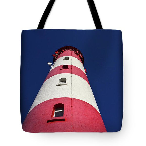 The Lighthouse Amrum Tote Bag