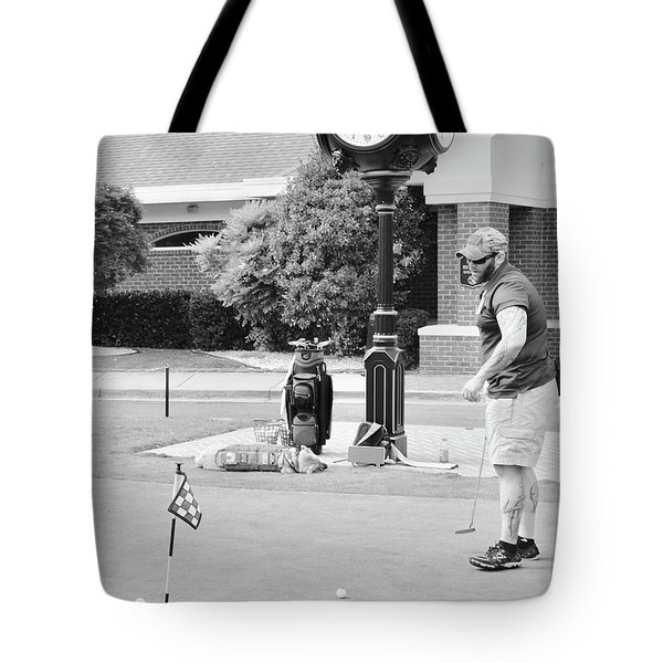 The Links To Freedom Tote Bag