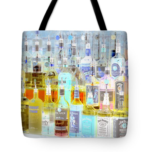 The Liquor Cabinet Tote Bag