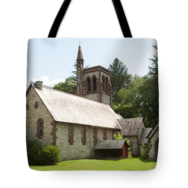 The Little Brown Church In The Vale Tote Bag