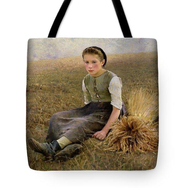 The Little Gleaner Tote Bag