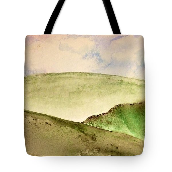 The Little Hills Rejoice Tote Bag