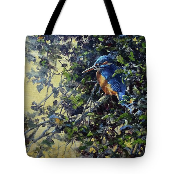 The Little Hunter Tote Bag