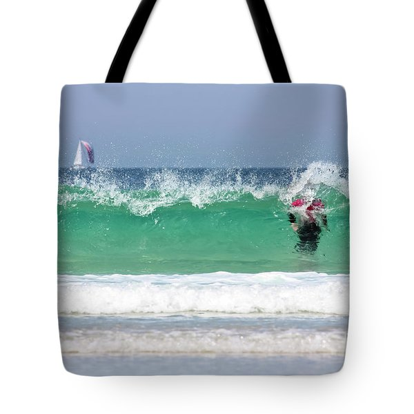 Tote Bag featuring the photograph The Little Mermaid by Terri Waters
