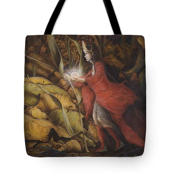 The Little Peoples' Queen Tote Bag