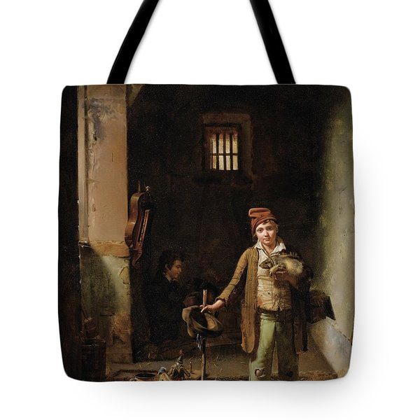 The Little Savoyards Tote Bag by Jean Claude