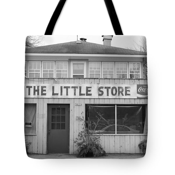 The Little Store Tote Bag by Lauri Novak