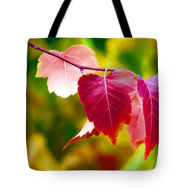 The Little Things That Bring So Much Joy Tote Bag by James Steele