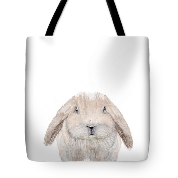 The Littlest Bunny Tote Bag