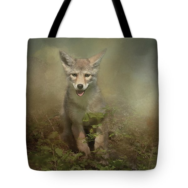 The Littlest Pack Member Tote Bag
