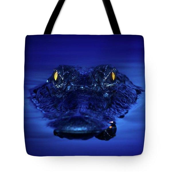 The Littlest Predator Tote Bag