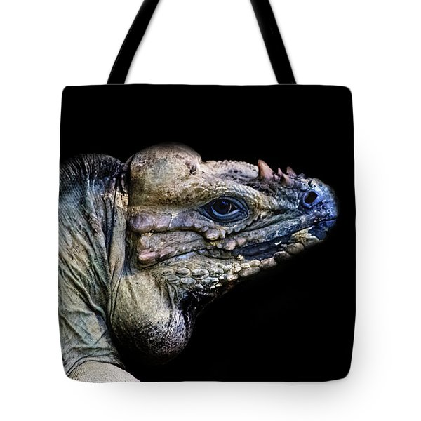 The Lizard King Tote Bag