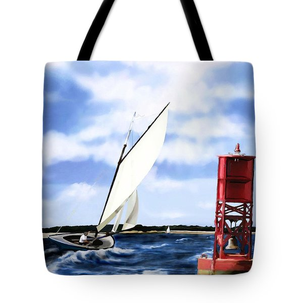 The Loango 2 Tote Bag by Jann Paxton