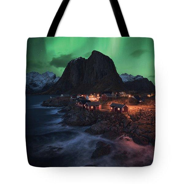 The Lofoten Dream Tote Bag