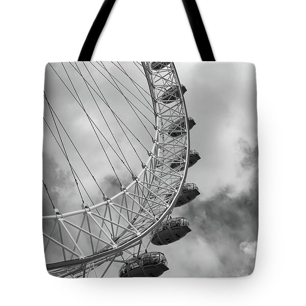 The London Eye, London, England Tote Bag