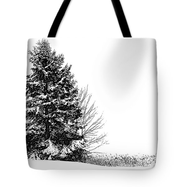 The Lone Pine Tote Bag