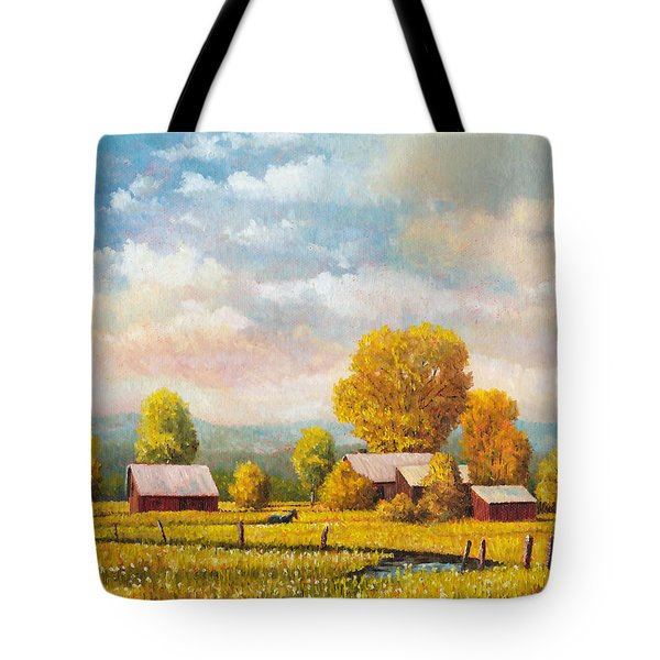 The Lonely Horse Tote Bag