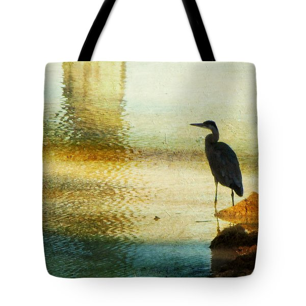 The Lonely Hunter II Tote Bag