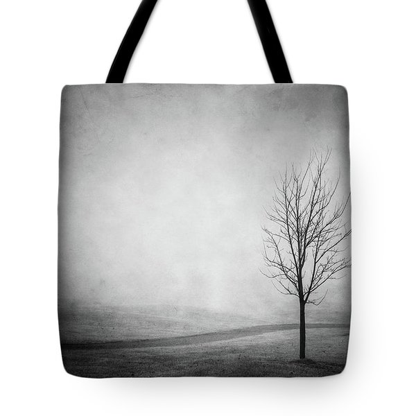 The Lonely Path Tote Bag