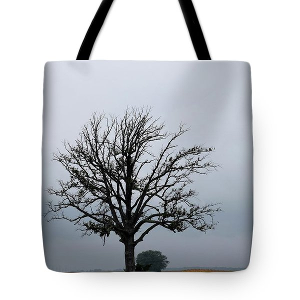 The Lonely Tree Tote Bag