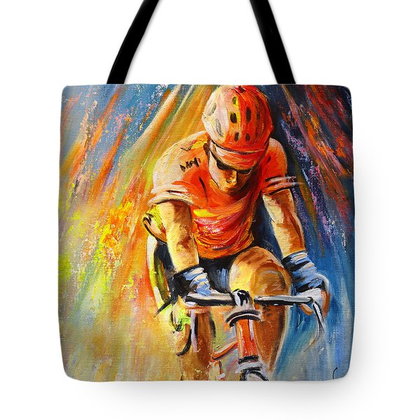 The Lonesome Rider Tote Bag