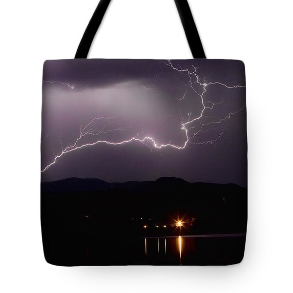 The Long Strike Tote Bag by James BO  Insogna