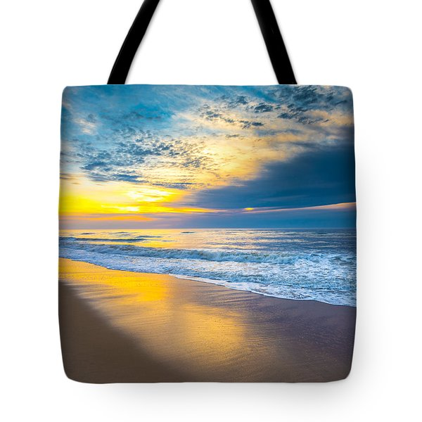 The Long Way Tote Bag