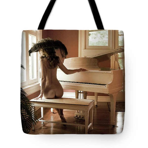 The Longing Tote Bag by Dario Infini