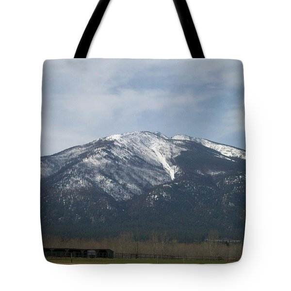 The Longshed Tote Bag by Jewel Hengen