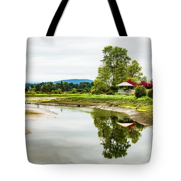 The Lookout Tote Bag