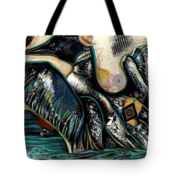 The Loon Tote Bag