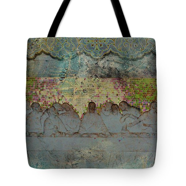The Lords Table Tote Bag