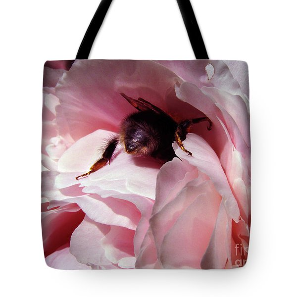 The Lost Bee  Tote Bag