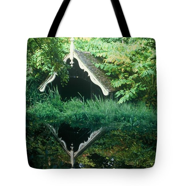 The Lost Boat House   Tote Bag