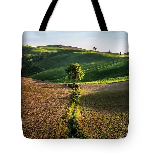 The Lost Love Tree Tote Bag