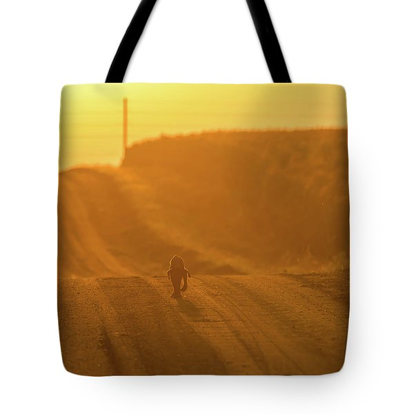 The Lost Puppy Tote Bag