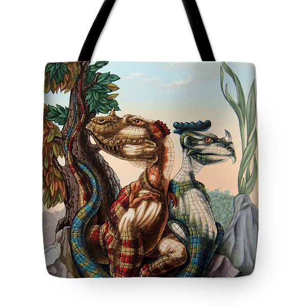 The Lost World  By Sir Arthur Conan Doyle Tote Bag
