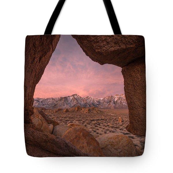 The Lost World Tote Bag by Dustin LeFevre