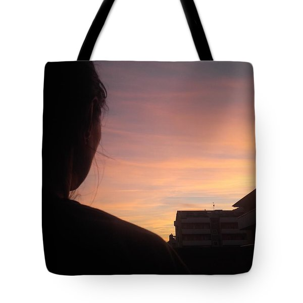 Roxana The Love Of My Life Tote Bag