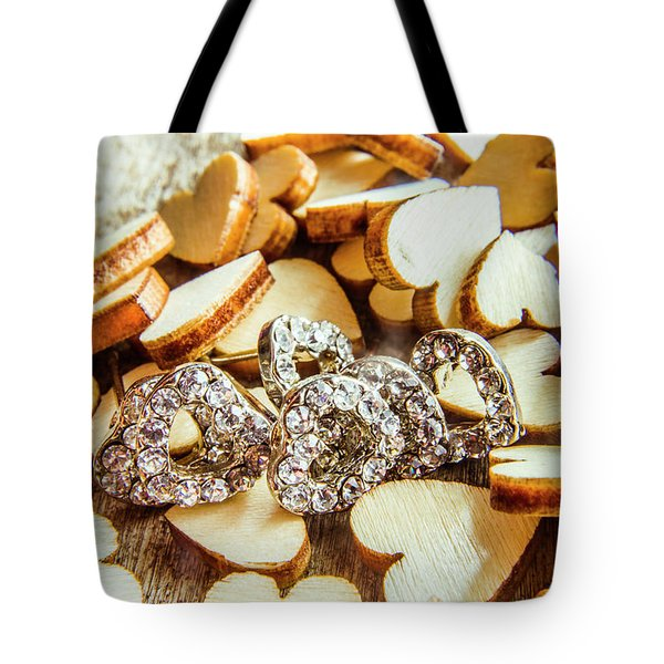 The Lovers Collection Tote Bag