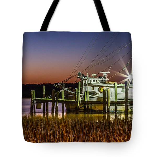 The Low Country Way - Folly Beach Sc Tote Bag