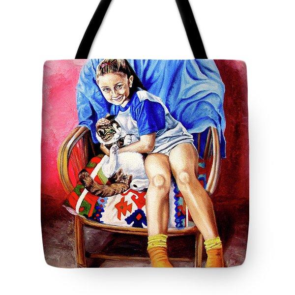 The Loyalty - La Fidelidad Tote Bag
