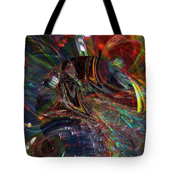 The Lucid Planet Tote Bag