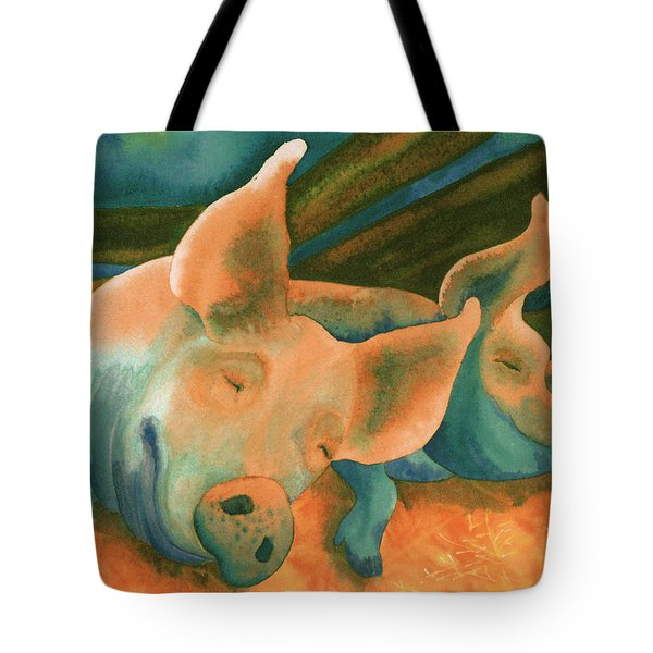 The Lucky Ones Tote Bag by Tracy L Teeter