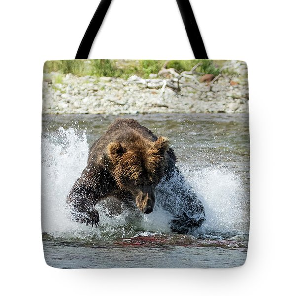 The Lunge Tote Bag