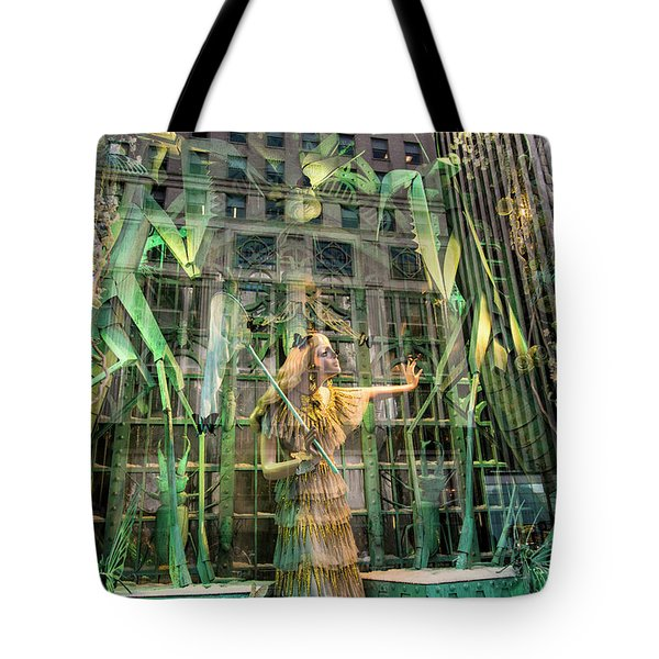 Tote Bag featuring the photograph The Lure Of The Wild by Alex Lapidus