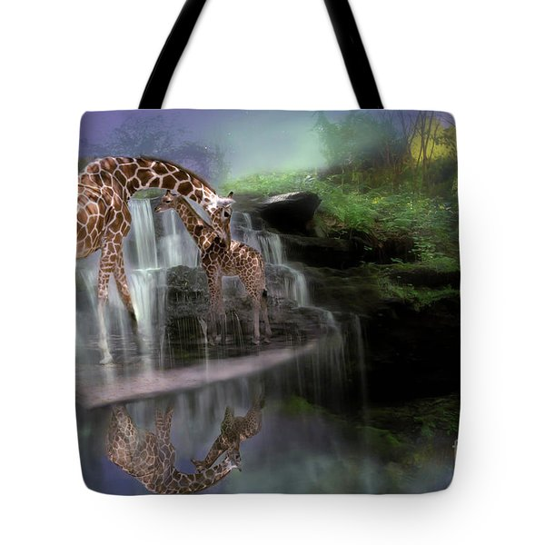 The Magical Bond Tote Bag