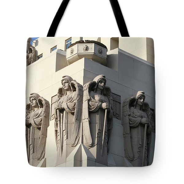 The Macarthur Guardians Tote Bag