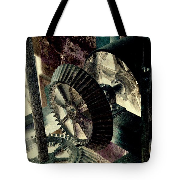 The Machine Tote Bag