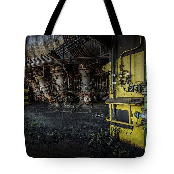 The Machinist Tote Bag